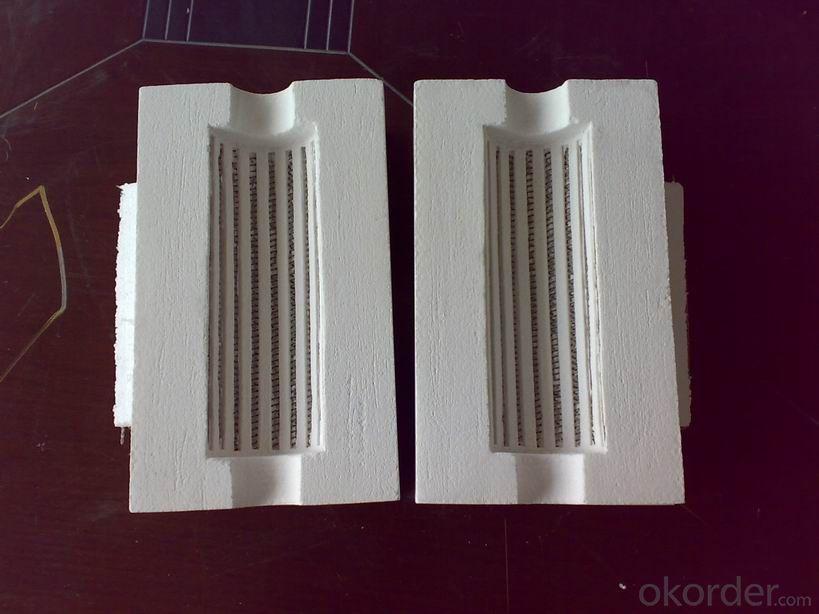 Buy Furnace Used Ceramic Fiber Heaters For Industry Price