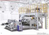 SHHD-200B Auto Matic Hot Melt Coating Machine