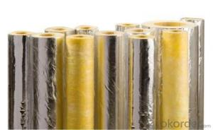 Heat Insulation Aluminum Foil Facing glass wool,aluminum foil insulation