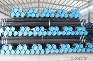 Hot  sell  CS Seamless Pipe with High Quality and Best Price