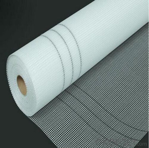 Fiberglass Mesh Cloth,75g/m2, 5*5mm/4*4mm