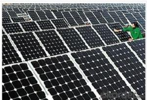 Solar Panels with High Quality of  CNBM