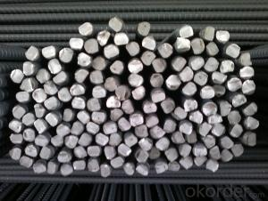 Deformed Steel Bars All Size Steel Rebars with high quality