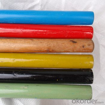 Wooden Stick Handle for Broom and Mop with Different Sizes