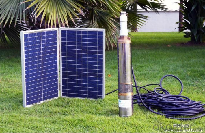 1-60 Tons/h Flow Solar Water Pump for Irrigation
