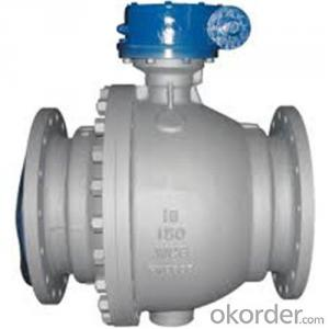 High-performace pipeline ball valve 1500 Class
