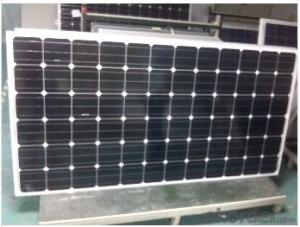 200w Solar Panels High Effiency