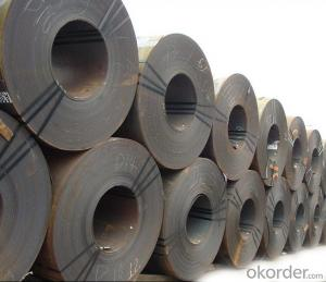 Hot Rolled Steel Coils, A36,SS400,Q235B,SPHC from China