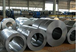 0.25mm-3mm Cold Rolled Steel Coils for Construction