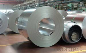 Hot-dipped Galvanized Steel Coil GI Regular Spangle Full Hard SGCH