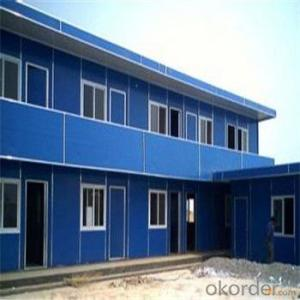 Prefabricated House Moving House Light Steel FrameFfor Prefabricated House Moving House
