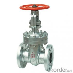 Gate Valve DN300 Non-rising BS5163 for Whole Sales