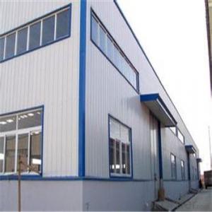 Edificios Casa y Granja Avícola Estructura de Acero Ensambladas y del Acero y Construcción
