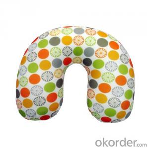 Great Soft Beads Neck Pillow Great For Travel