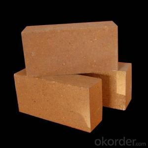 Fireclay Brick with RN40 Low Thermal Conductivity