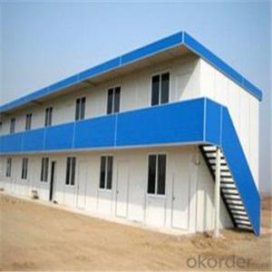 Prefabricated  Modular House  YH 2 Layer Prefabricated Light Steel Frame and Modular House