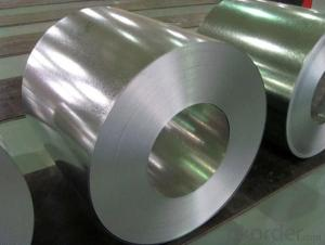 Hot Dipped Galvanized Steel Coil SGCC Standard DX51D China Producter