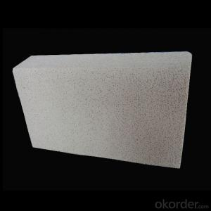 Refractory Aluminium Magnesium Carbon Insulating Fire Brick for Steel Ladle