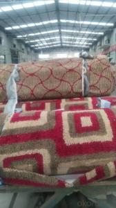 Carpet with 80% Wool 20% Nylon Materials for Home Use