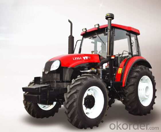 wheel tractor for argriculture reasonable price TE284E