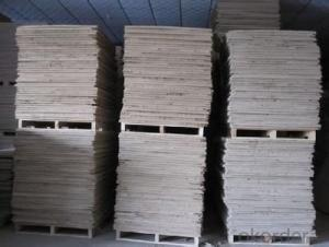 Vermiculite board for interior construcction