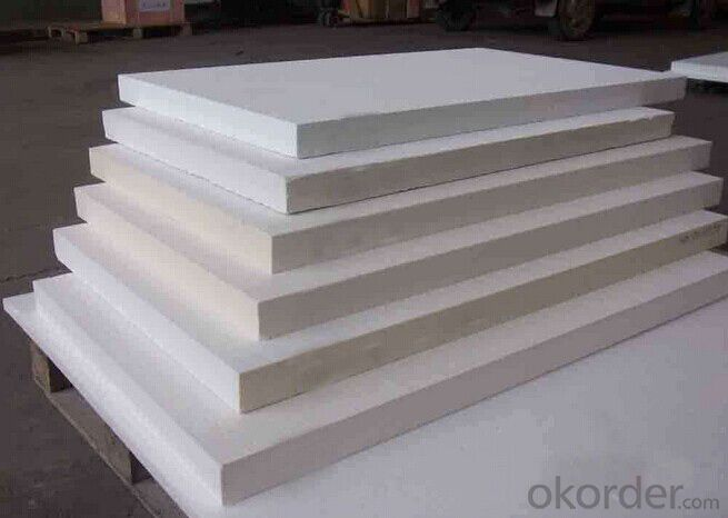 Top Heat Insulation Ceramic Fiber Board DZ