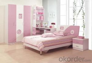 Children Bunk Bed for Simple color Design