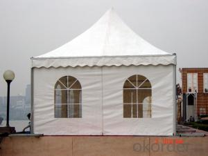 Customized Outdoor Events Tents for Party Weddings with Furniture and Floor
