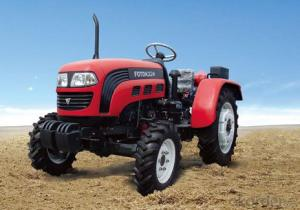 wheel tractor for argriculture reasonable price TE254(N)