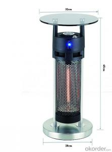 Table Heater With 32cm Table Top Wholesale  Buy  Table Heater With 32cm Table Top at Okorder