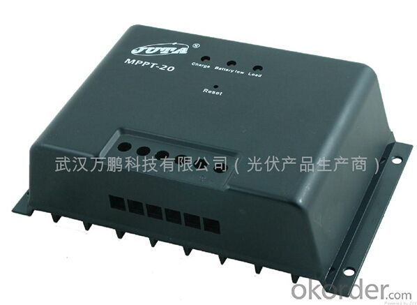 Maximum Power Tracking Solar Controller Model MPPT 20
