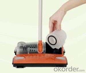 Rechargeable  3 in 1 Vacuum/Mop/Sweeper with Ni-MH Battery -World Top 500 Enterprises-CNSW200