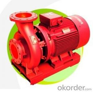 Horizontal Singlestage Fire Fighting Pumping Unit D series