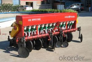 FU YDW 2BFT-14 Grain drill