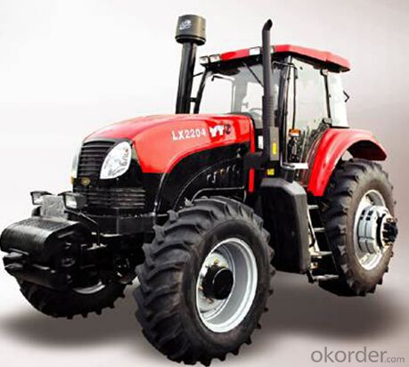 wheel tractor for argriculture reasonable price TE320E