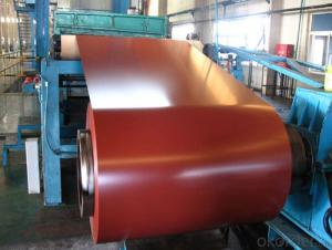 CGCC Color Coated PPGI Pre-painted Steel Coils/ Prepainted Galvanized Steel Sheet