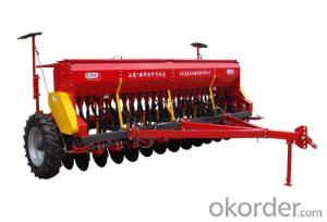 FUYDW 2BFY-24 FERTILIZING SEEDER