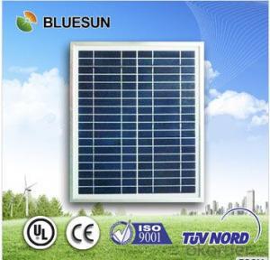 Polycrystalline Silicon Solar Modules 20Watt