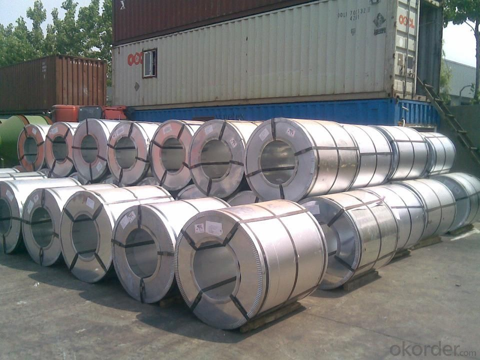 Galvanized Steel Coils Hot Dipped ASTM A653 Type GB Grade SGCC