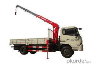 Changlin Brand Truck Mounted Crane with 10ton capactiy SQ10