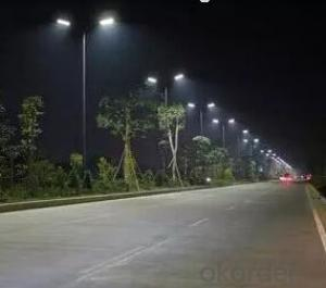 LED Street Light or Roadway Lighting for 60 to 180W with SLH3-120W