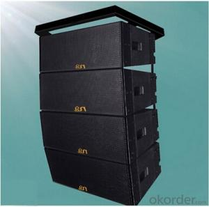 Array Speaker System Dual 12