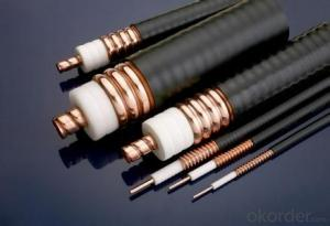 Polyethylene(PE) insulated RF cable SYV75-2