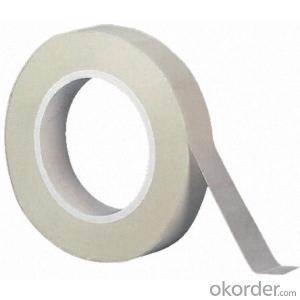 White Polyethylene Cloth Tape Double Sided Custom Made for Wrapping