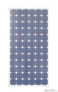 Monocrystalline Silicon Solar Modules/Panel