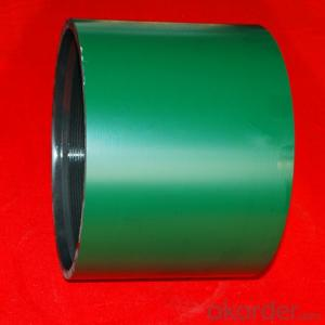 Casing Coupling of Size 10-3/4 BC K55 with API Standard