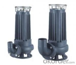 Auto Mill Submersible Sewage Pumps JYWQ