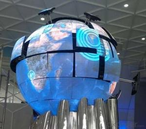 LED Sphere Display From China Special Pitch 10mm High Quality