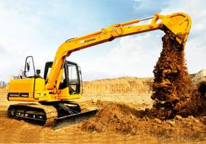 Earth Moving Excavator high quality FR80G