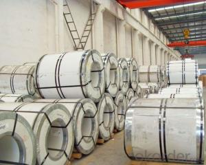 Stainless Steel Coil Hot / Cold Rolled 304/316 NO.1/ 2B/ BA